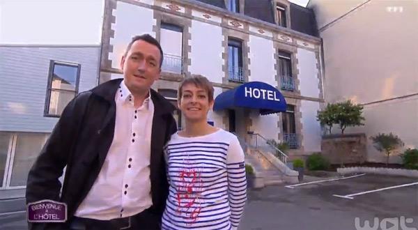 Vos avis sur l'hôtel d'Alexandra et ANtoine dans Bienvenue à l'hôtel de TF1