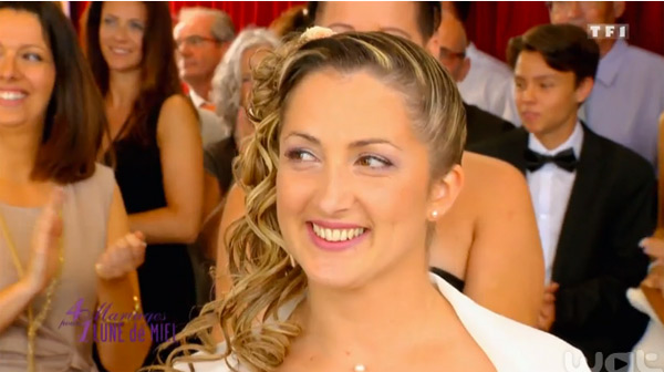Le mariage d'Amandine et Xavier dans 4 mariages pour 1 lune de miel du 2 au 06/05/2016