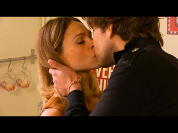 Sylvain et Chloé s'embrassent enfin ! Nouveaux amoureux ?