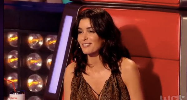 Jenifer pour les battles The Voice Kids saison 2 du 16/10/2015