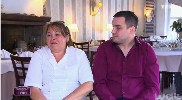 Avis et commentaires sur l'hôtel de Patricia et Romain de Bienvenue à l'hôtel