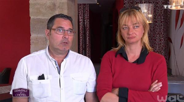 Les avis et commentaires sur l'hôtel de Betty et Joel de Bienvenue à l'hôtel  de TF1