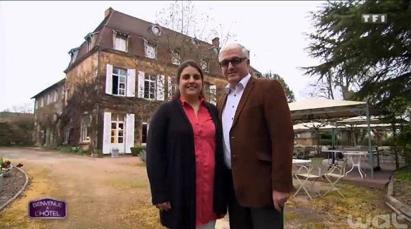 Avis et commentaires sur l'hôtel de Juliette et Patrick de Bienvenue à l'hôtel sur TF1
