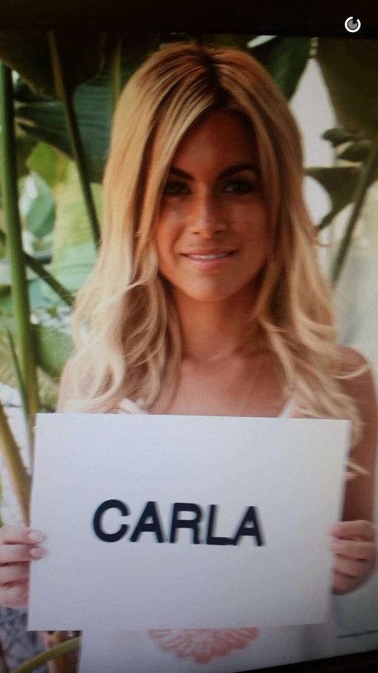 Vos avis sur Carla dans les marseillais South Africa