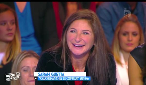 Vos réactions à Sarah Guetta et son Cauchemar chez le coiffeur