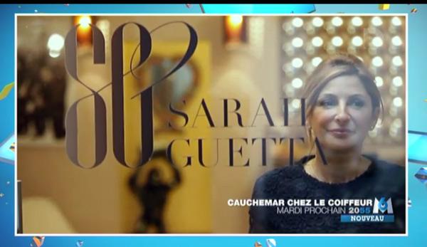 Sarah Guetta aussi bien que Philippe Etchebest sur M6 ?