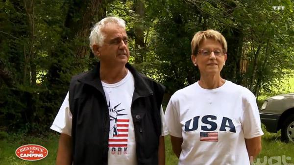 Avis et commentaires sur le camping nature de Christine et Maurice dans Bienvenue au camping