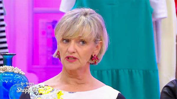 Vos avis et commentaire sur Claudine dans les reines du shopping #LRDS