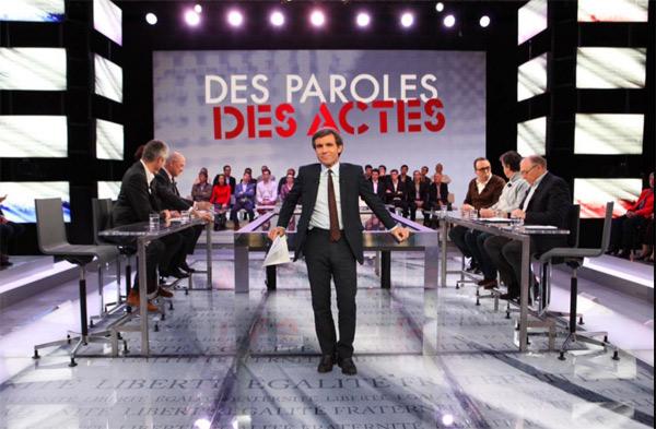 Avis et commentaires Des paroles et des actes Marine Le Pen du 22/10/2015