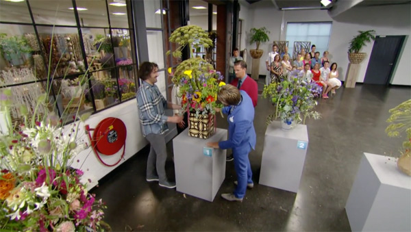Avis sur l'émission le meilleur fleuriste sur TF1 : ça peut marcher ?