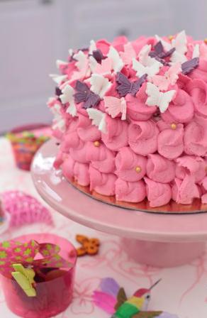 Le gâteau surprise de Carine dans #LMP sur M6/ Photo Lou Breton-M6