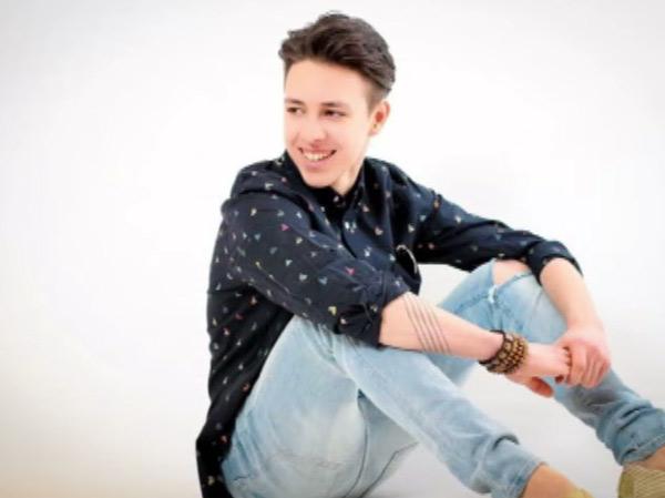 Le beau québecois c'est Jacob dans The Voice Kids 2 sur TF1 / Capture écran