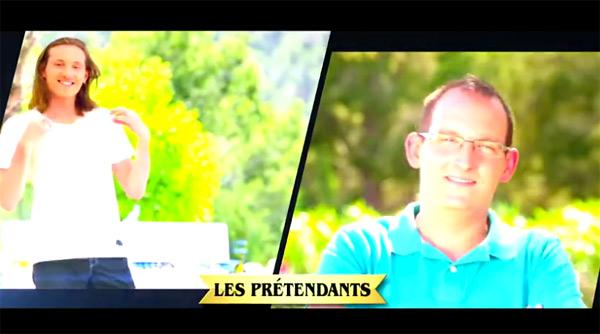 Gérard et Djémil dans Les princes de l'amour 3 de W9 : vos avis