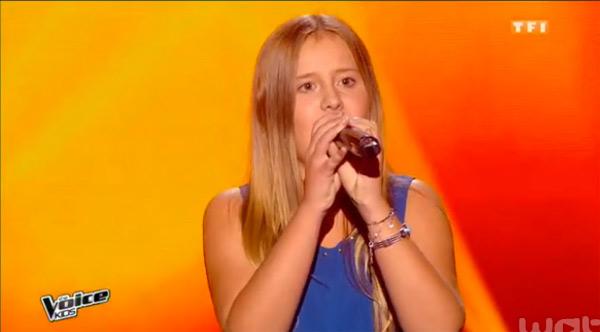 Vos avis et commentaires sur Maeva dans The Voice Kids 2  : éliminée :(