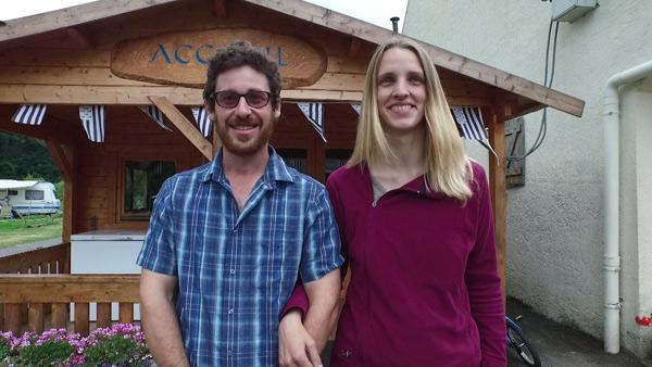 Les avis et commentaires sur le camping de Margareth et Jonathan de TF1 dans Bienvenue au camping