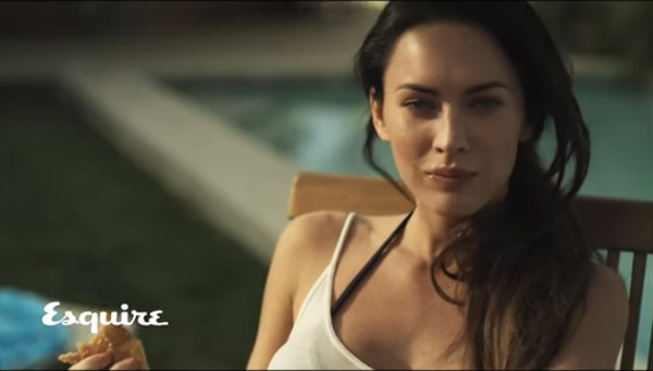 Vos avis et commentaires sur l'arrivée de Megan Fox dans New Girl saison 5  / Capture écran