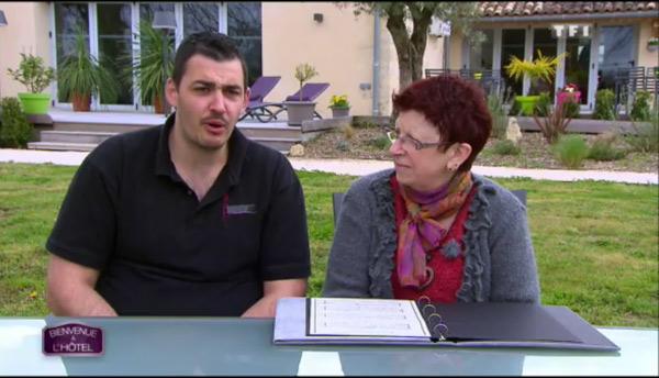 Corinne et Clément futurs gagnants de Bienvenue à l'hôtel vendredi avec leurs notes ?
