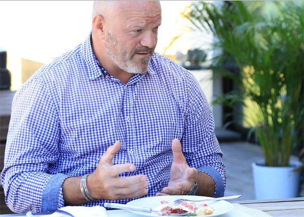 Mécanique Objectif Top Chef saison 2 fin 2015 / Photo M6