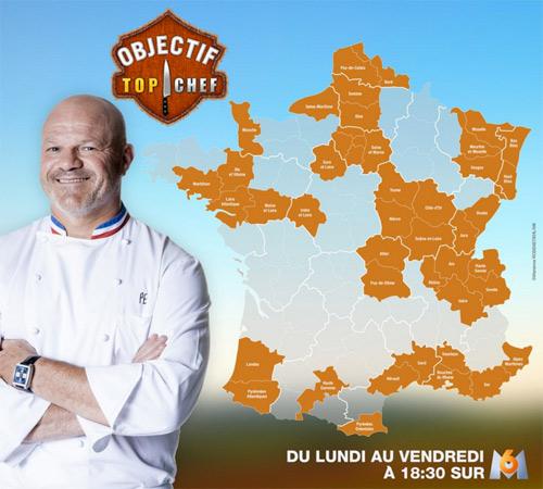 Qui remporte Objectif Top Chef saison 2 pour la 1ère semaine de compétition ?