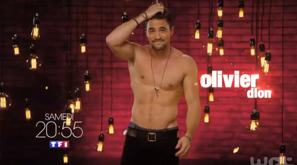 Vos réactions sur Olivier Dion dans Danse avec les stars 6 : le sexy boy !