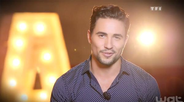 Le sourire craquant d'Olivier Dion dans Danse avec les stars