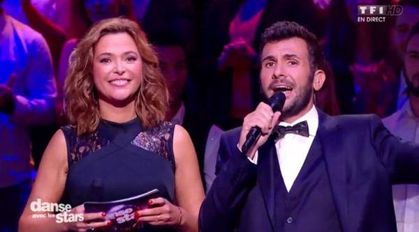 Laurent Ournac avec Sandrine dans DALS