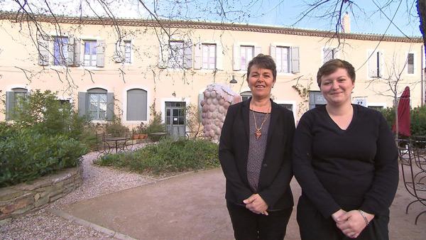 Vos avis et commentaires sur l'hôtel de Christine et Pauline de Bienvenue à l'hôtel / Photo TF1
