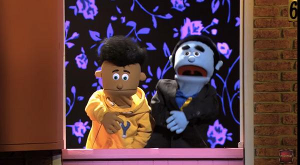 Reichmann avec le Puppet Show : le concept vous plait ?