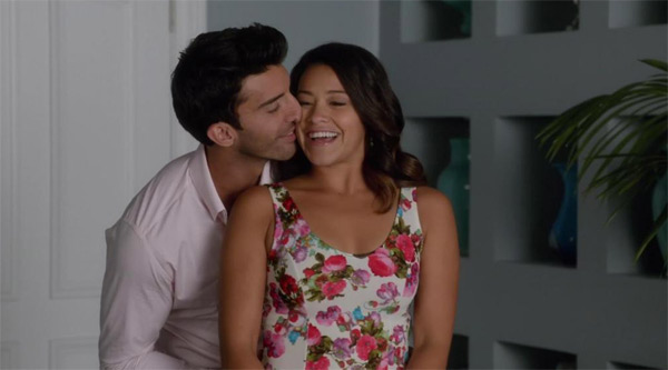 Quelle série girly en 2015 regarder ? Jane et Rafael de Jane the virgin ?