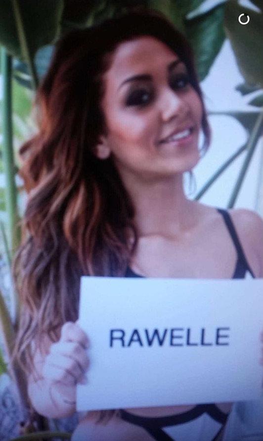 Vos avis sur Rawelle dans les marseillais South Africa
