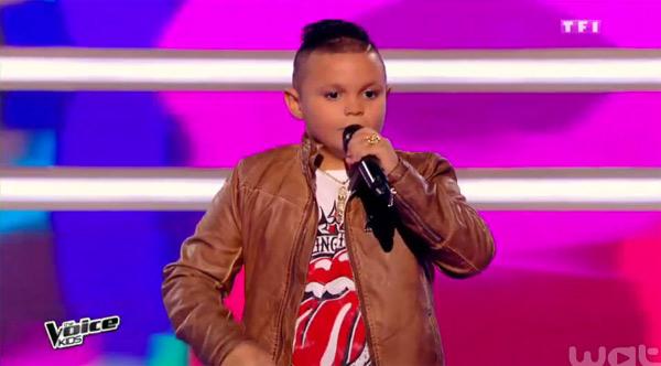 Swany en finale : le vainqueur The Voice Kids 2015 sur TF1 ?