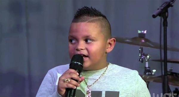 Swany doit il être le gagnant The Voice Kids 2 ?