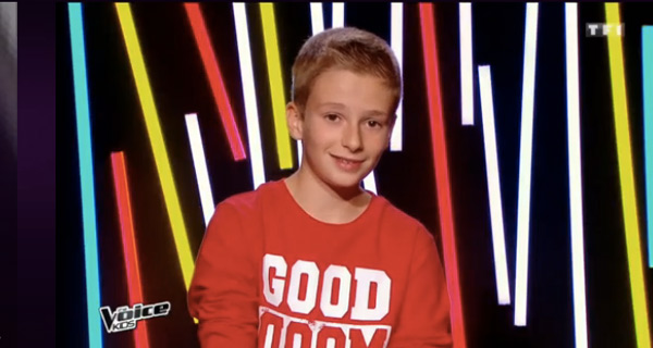 Theo le candidat lyrique the voice kids 2