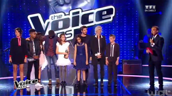 Jane gagne The Voice Kids 2