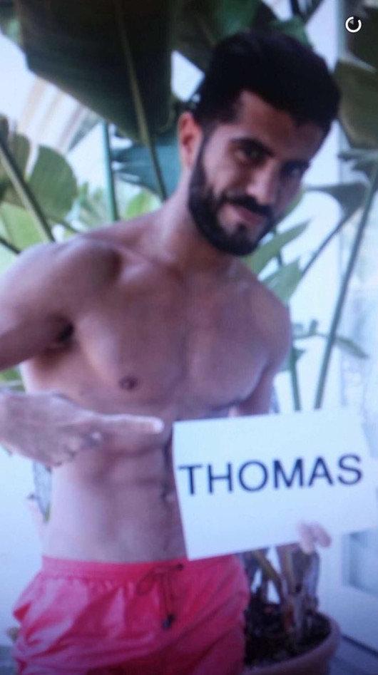 Vos avis sur Thomas dans les marseillais South Africa