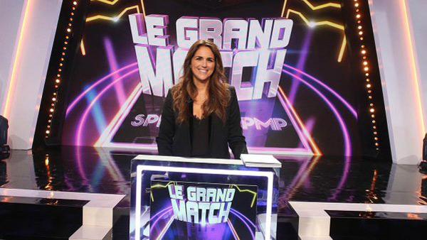 Avis et commentaires sur Le Grand match de D8 spéciale TPMP : vous aimez Valérie Benaïm animatrice ?