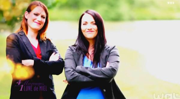 Vanessa et Charlène dans 4 mariages pour 1 lune de miel sur TF1