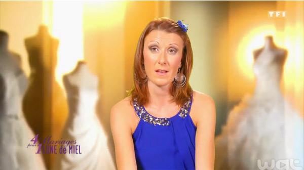 Vos avis et commentaire sur le mariage d'Emeline et Julien dans 4 mariages pour 1 lune de miel