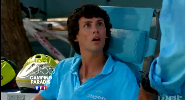 Qui est Adrien Schmuck de Camping Paradis ?