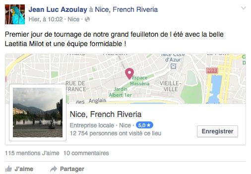 La vengeance aux yeux clairs de Jean Luc Azoulay : la saga d'été 2016 de TF1 prometteuse !