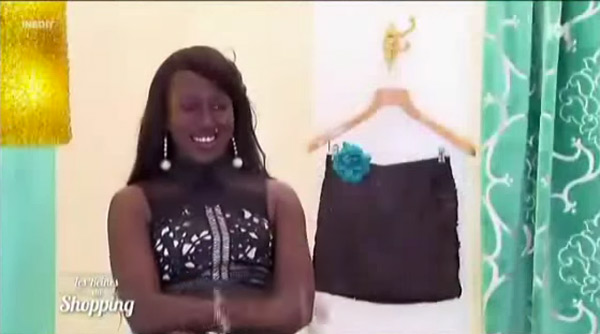 Bintou dans les reines du shopping