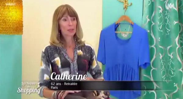 Catherine et Jazzy dans les reines du shopping !  vos réactions