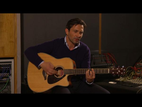 Christian chante et compose pour Alexa la nouvelle Fanny !