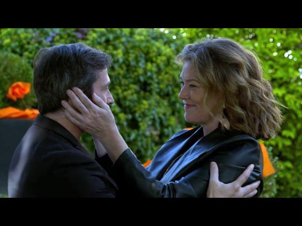 Les retrouvailles de Christian et johanna dans LMDLA saison 10