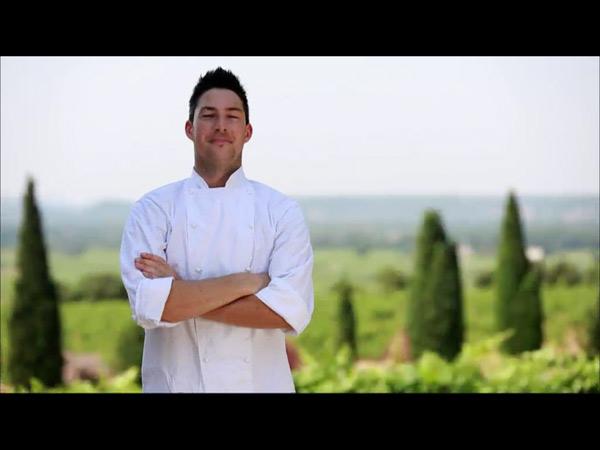 Christian Bénet dans Objectif Top Chef 2 : un beau gosse talentueux
