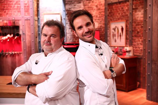 Avis sur Dans la peau d'un chef spécial noël avec Pierre Hermé #DPDC / Photo Foodprod