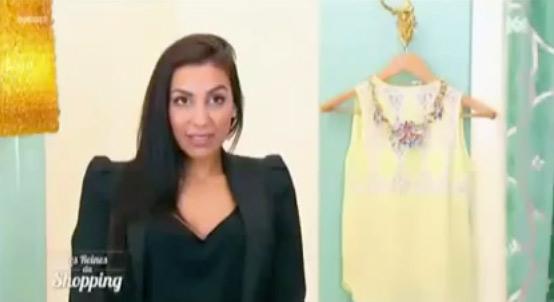 Eugénie dans les reines du shopping : la bombe de la semaine?