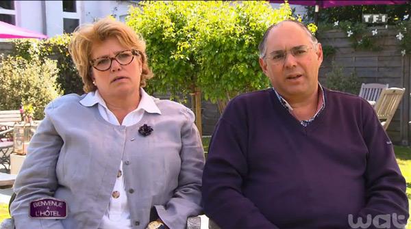 Avis et commentaires sur l'hôtel de Flavia et José relais du silence en Normandie pour TF1