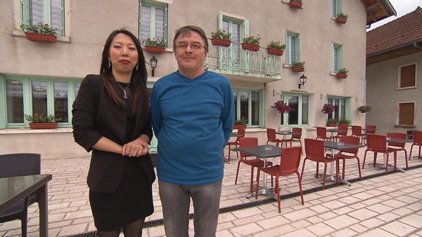 Avis et commentaires sur l'hôtel de Guimei et Pascal sur TF1