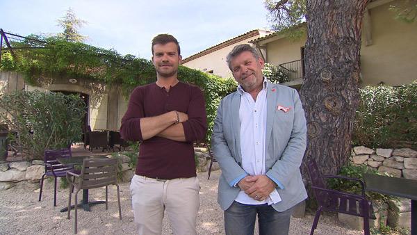 Vos avis et réactions sur l'hôtel de Jérôme et Kevin de Bienvenue à l'hôtel de TF1 situé dans le Vaucluse